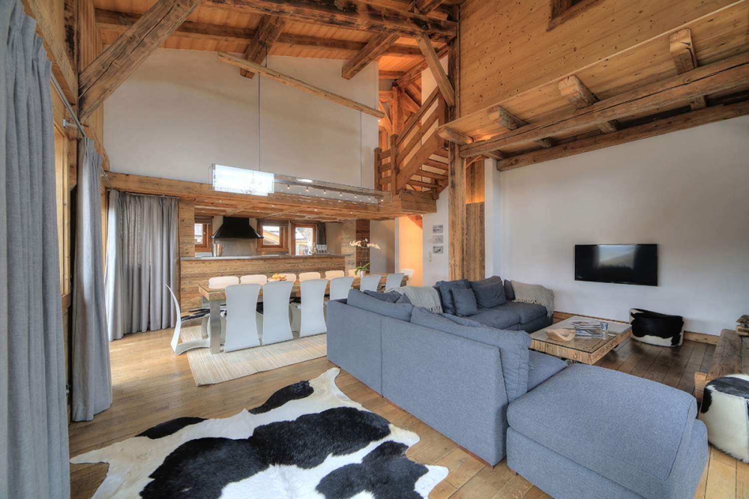 MEGEVE  - Private chalet 6 Bedrooms - picture 6